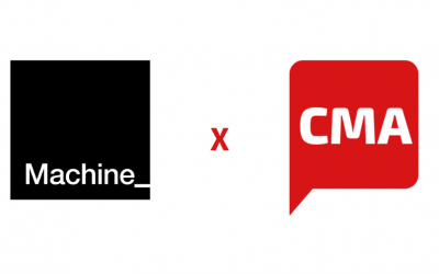 Machine_ takes Gold at the International Content Marketing Awards